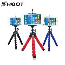 Мини штатив для телефона и фоттоапарата