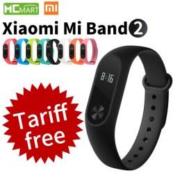 Оригинальный фитнес-браслет Xiaomi Mi Band 2