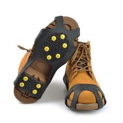 Снегоступы с шипами для зимней обуви