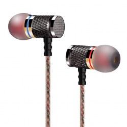 Топовые наушники KZ-ED2 с микрофоном