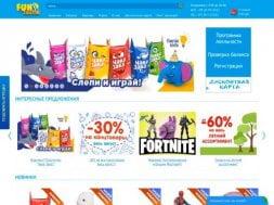 Интернет-магазин Funtastik