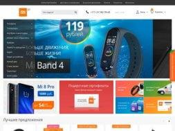 Интернет-магазин Mi.by