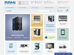 Интернет-магазин Ram.by