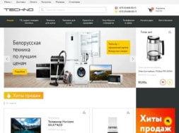 Интернет-магазин Techno.by