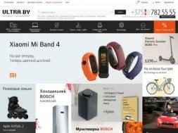 Интернет-магазин Ultra.by