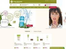 Интернет-магазин Yves rocher