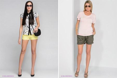 Купить модные шорты